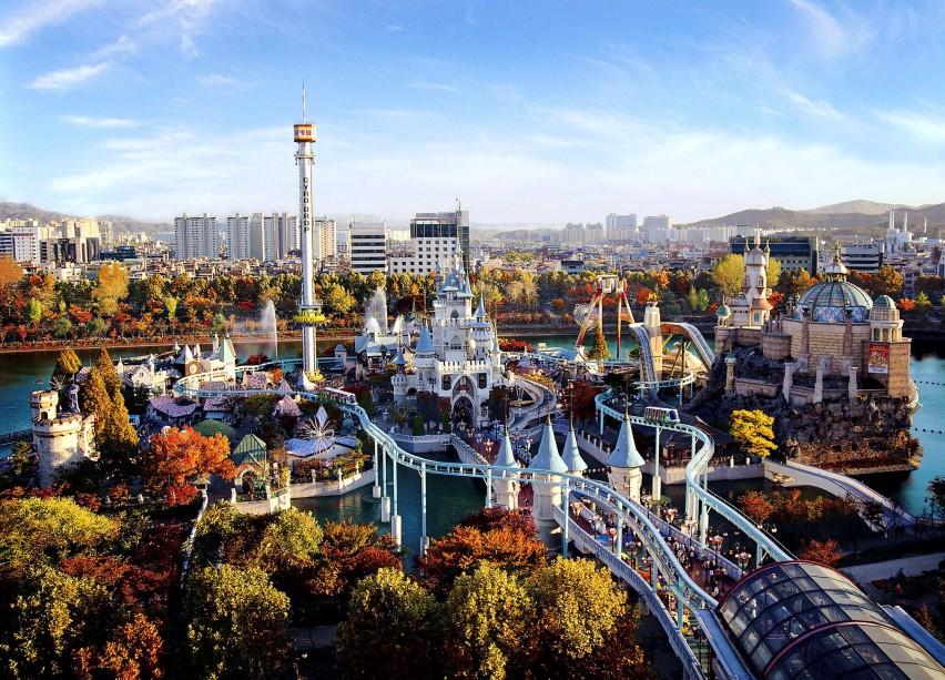 Lotte World varázs-sziget, Szöul