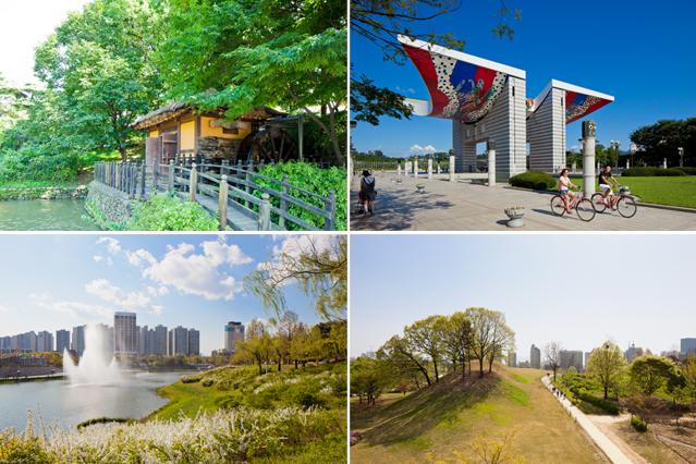Olimpiai Park, Szöul