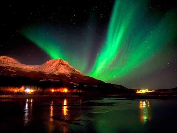 Sarki Fény Izland kalandtúra