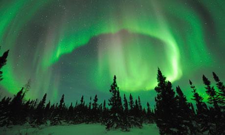 Sarki Fény kalandúra Canada