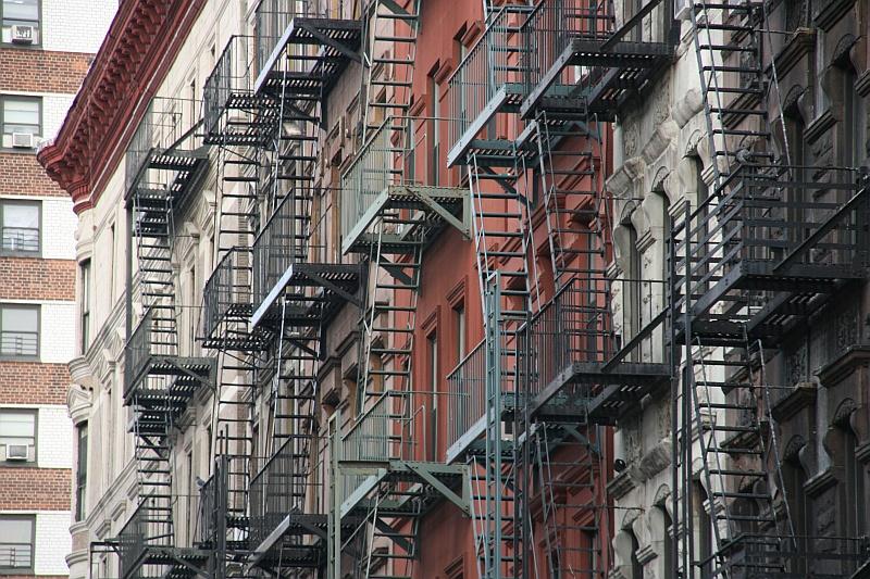 Hátsó lépcsők