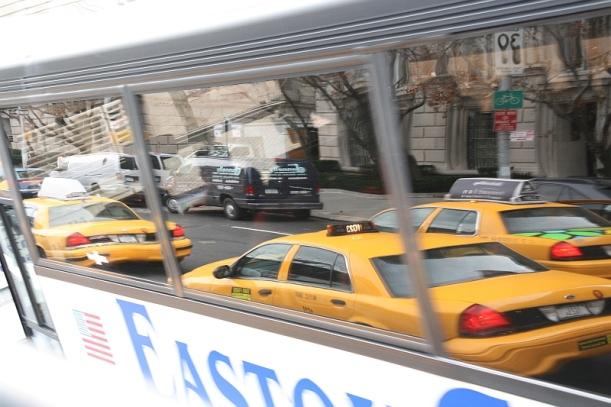 Tipikus yellow cab
