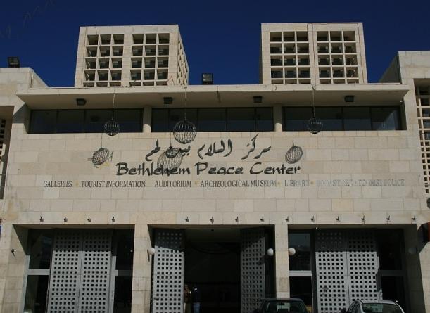 A betlehemi Békeközpont