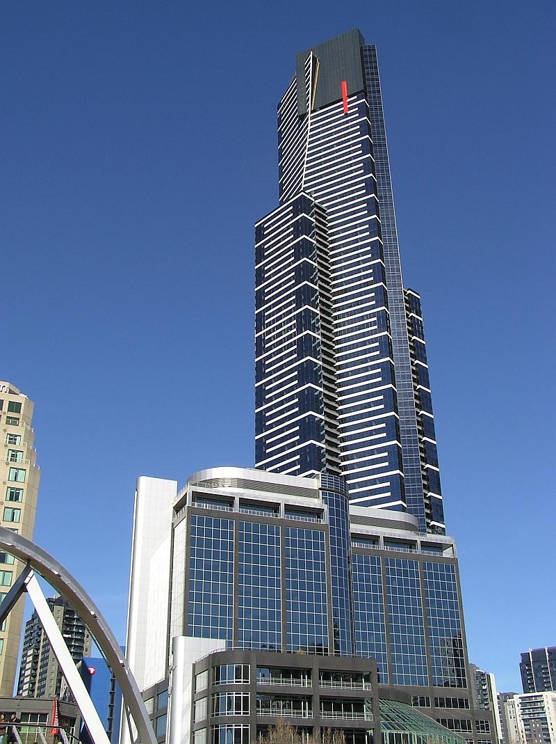 Az Eureka torony maga sem csúnya, de kilátóként még jobb