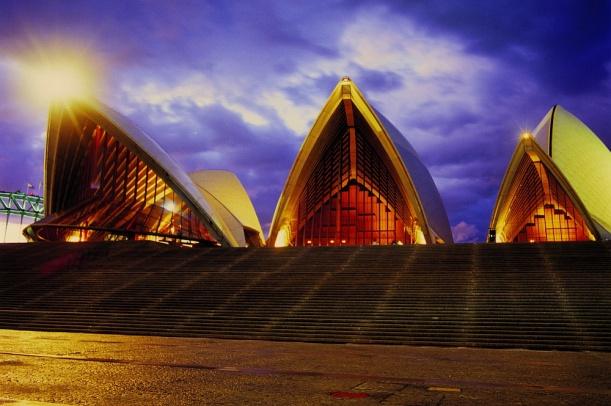 Igen, ez a Sydney Opera