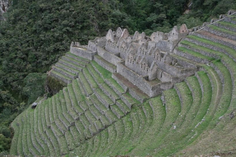 Winiwayna inka romvárosa