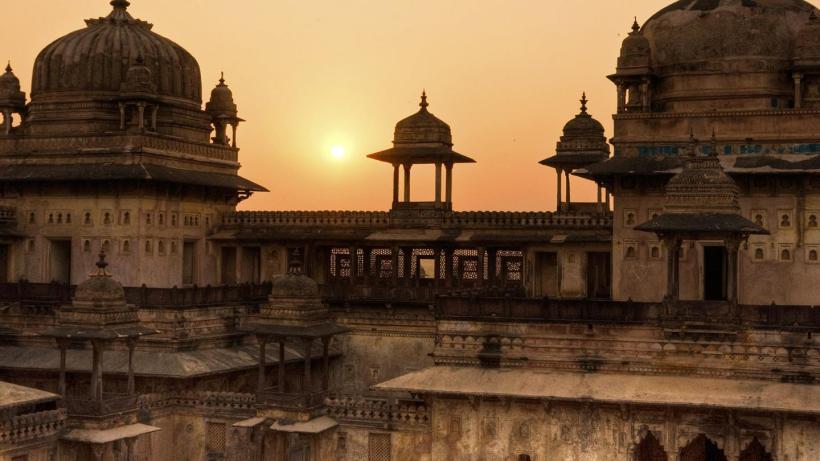 Khajuraho Orcha palota